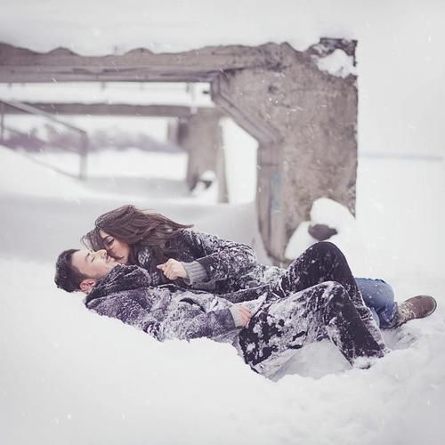 Making Love In The Snow